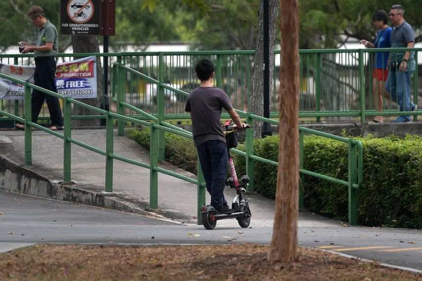 """The panel is asking that it be a requirement for e-scooter users to pass a theory test; and to ban the use of mobile phones when riding """"unless the mobile phone is mounted or used in a hands-free manner""""."""