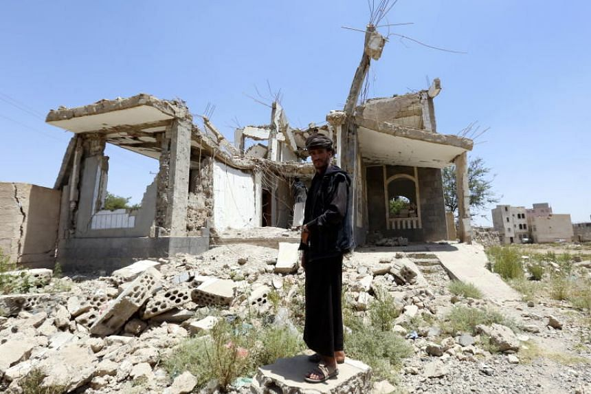 Saudi Arabia has agreed to a ceasefire in four areas in Yemen, including San'a (above).