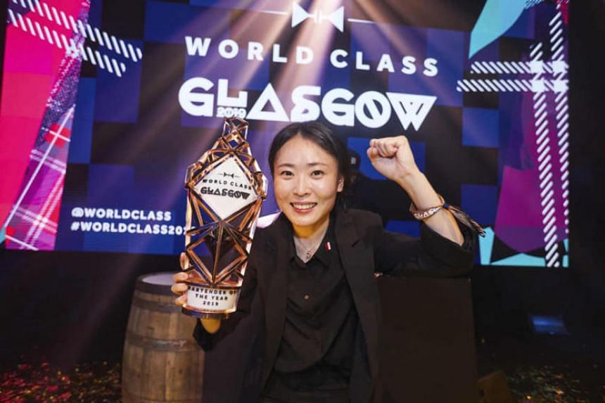 Ms  Bannie Kang, who is originally from Busan, South Korea,  is the 11th champion and the first winner from Singapore.