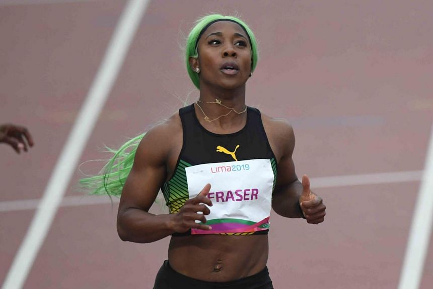 Jamaican sprint legend Shelly-Ann Fraser-Pryce is fortunate even to even be running after missing the 2017 season with a difficult pregnancy.