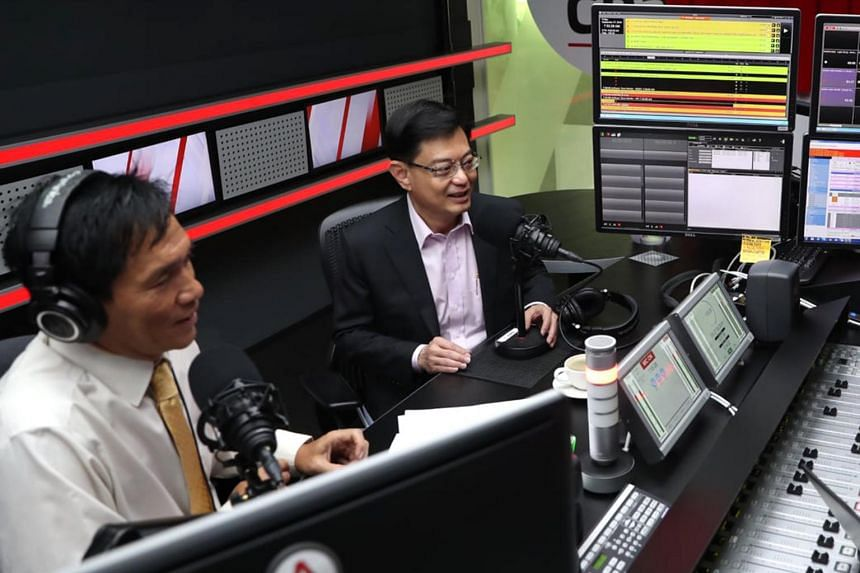 In an interview with CNA938, Deputy Prime Minister Heng Swee Keat said that although the downside risk to growth has increased amid China-United States trade tensions, sectors such as financial and insurance services are doing well.