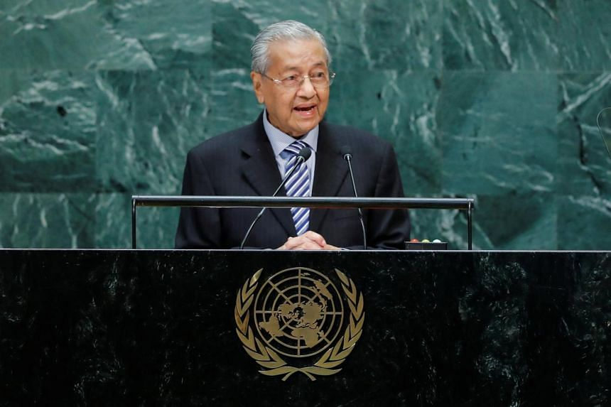 Malaysian Prime Minister Mahathir Mohamad said that Malaysia and many others lost a big market when sanctions were applied on Iran.