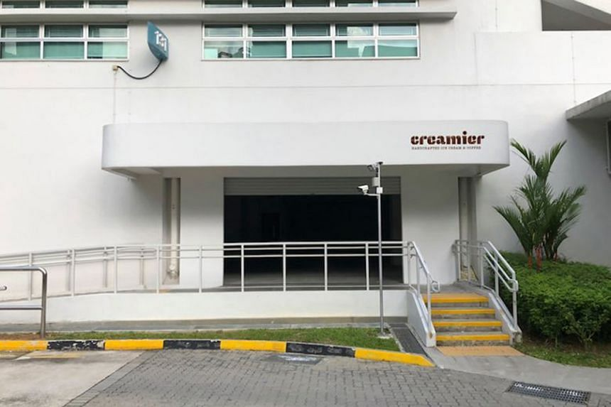 Creamier's new outlet is at Block 131 Toa Payoh Lorong 1, just across the road from its first store, which opened in 2011.