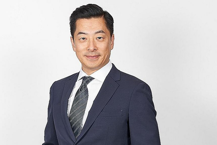 Mr Lee Jin Yong says ARA US Hospitality Trust enjoys a sizeable debt headroom, which gives it the flexibility to make new acquisitions. PHOTO: ARA US HOSPITALITY TRUST