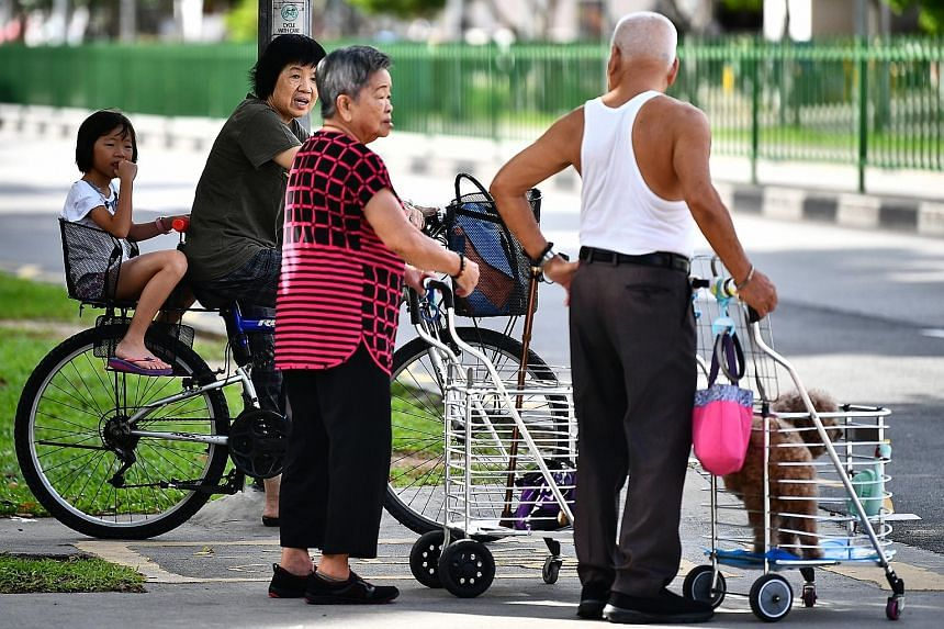 """Traffic Police are organising a road safety carnival for the elderly to be held on Oct 12. """"We need to raise awareness among the elderly of using pedestrian crossings and refraining from jaywalking,"""" said Senior Parliamentary Secretary for Home Affai"""