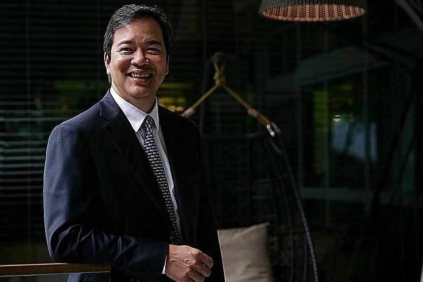 """Mr Manny Maceda, worldwide managing partner of management consultancy Bain & Company, says the big change in management consulting is in the """"speed to insight"""", which has shrunk due to sophisticated technology and proprietary data and analysis."""