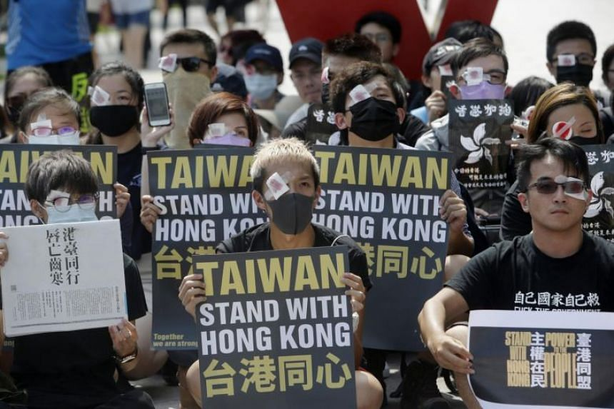 """Hong Kong's """"one country, two systems"""" framework was originally mooted as a solution for Taiwan. But if anything, protests in Hong Kong have laid bare to the Taiwanese the problems within the framework, say experts."""