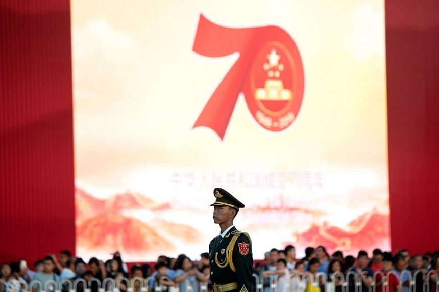 "The New China's tumultuous transformation from poverty to power culminates in an unprecedented country-wide celebration on Oct 1 as the country marks the 70th anniversary of its ""liberation""."