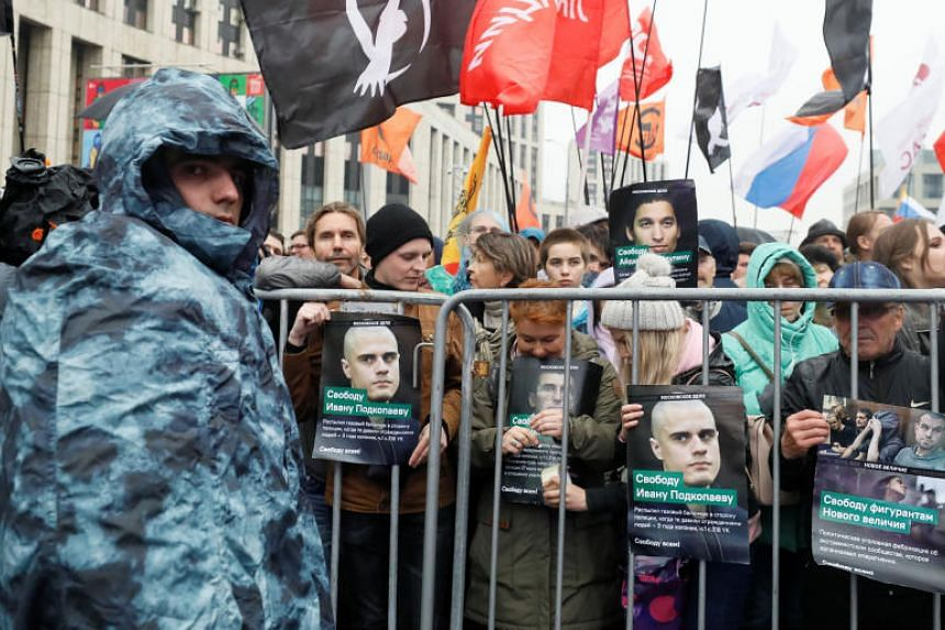A Large-Scale Protest of the Opposition Will Take Place in Moscow