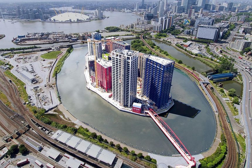 London City Island is one of three residential projects launched by EcoWorld International in 2015, as part of its 75 per cent partnership with UK-based Ballymore Group to form EcoWorld Ballymore. Located in east London, the development is around 84