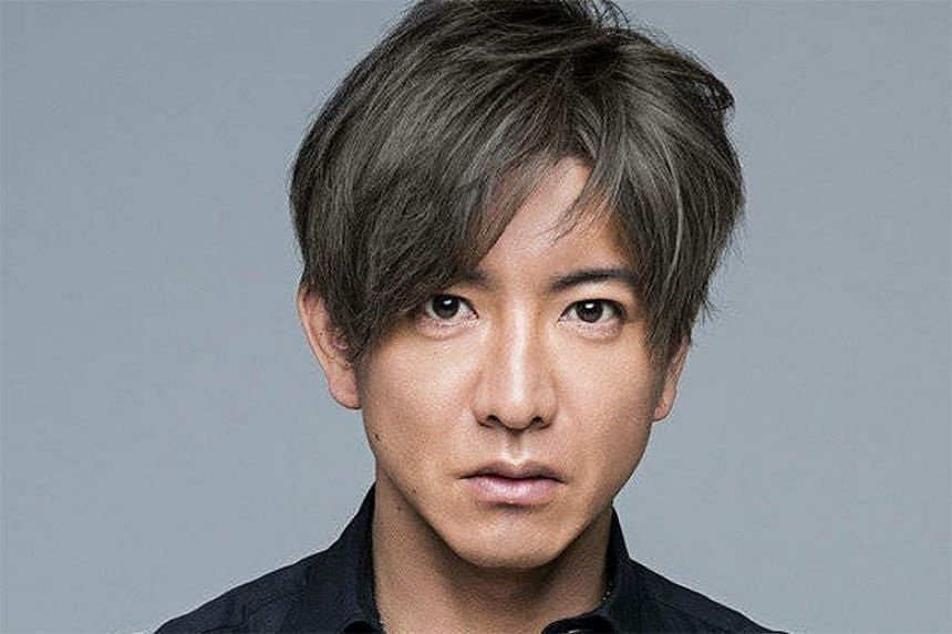 Takuya Kimura has invited a strong ensemble to help him write and perform the songs on his debut solo album.