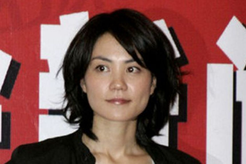 Faye Wong S Divisive Rendition Of Patriotic Song Entertainment News Top Stories The Straits Times