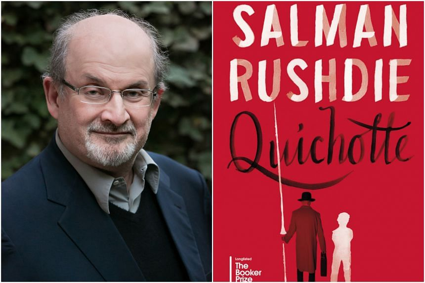 Quichotte, Salman Rushdie's entertaining metafictional novel, muddies the waters between fiction and reality.
