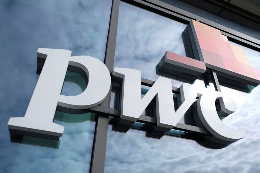 Globally, PwC's gross revenue increased 7 per cent to US$42.4 billion from US$40.7 billion a year ago.