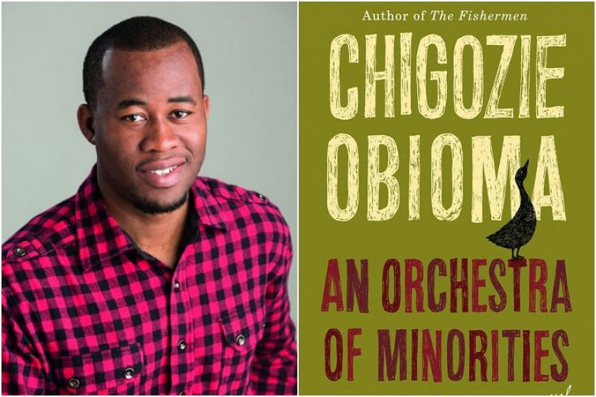 An Orchestra Of Minorities is Chigozie Obioma's second novel.