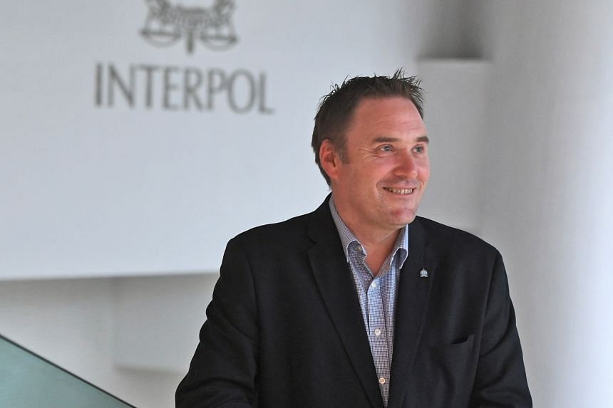 Interpol's director of cybercrime Craig Jones said Singapore is also seeing its share of business e-mail compromise cases.