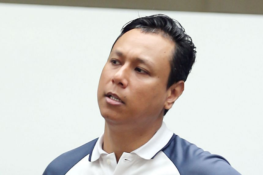 Muhammad Fuad Kamroden has been seeking help for anger management issues since last year.