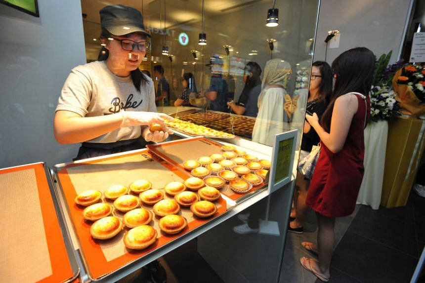 Bake said the move will not affect its other overseas branches.