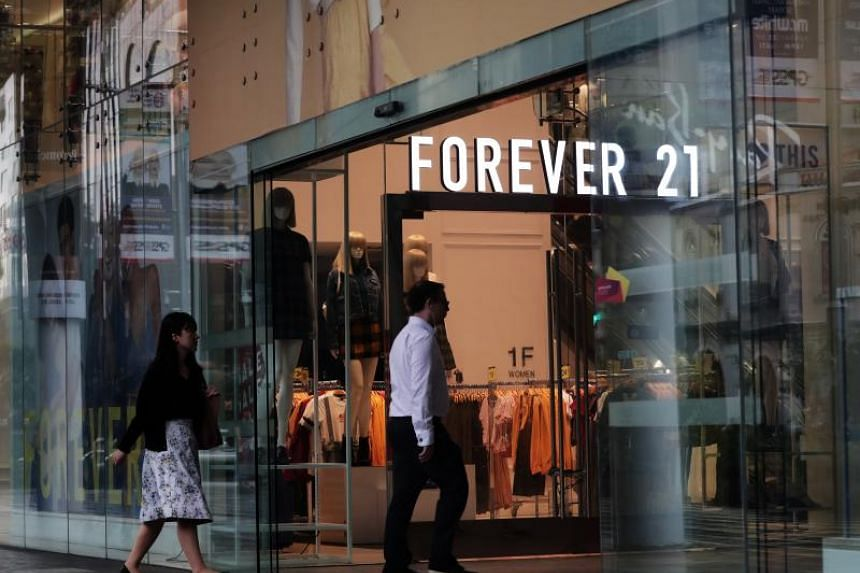 Half of Forever 21 stores in KC metro could close