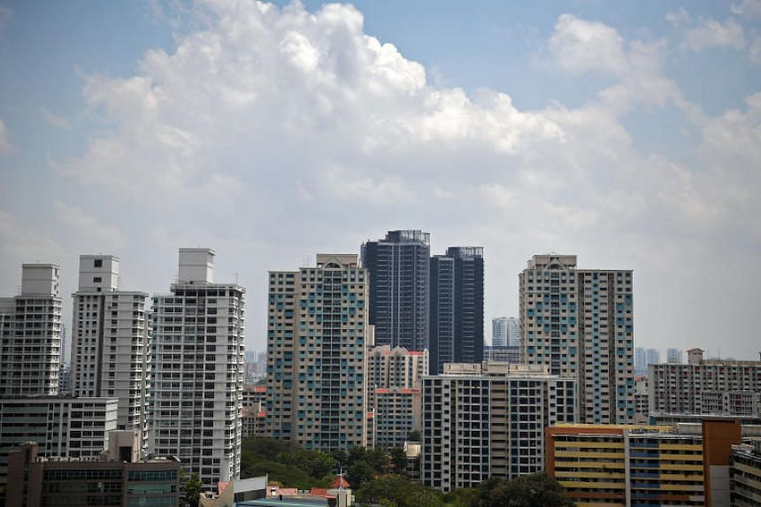HDB flats and private apartments near Toa Payoh. Facilities management services, which include upkeeping of greenery, lifts and building facades, are manpower-intensive and rely heavily on a Singapore workforce that is ageing.