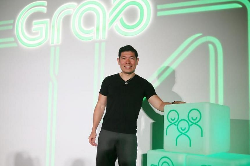 """One such ad, which has been circulating on Facebook, claims that Grab CEO Anthony Tan """"has revealed an investment platform that is helping regular people to get wealthy"""". It links readers to a website that is not affiliated with Grab."""