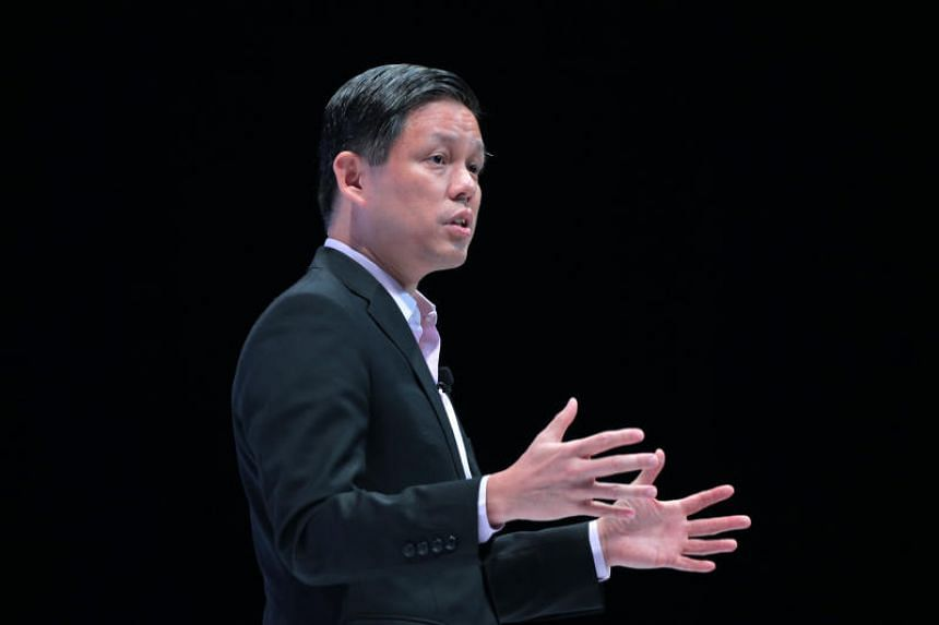 Singapore needs more people to contribute their time and talent to help the needy and make the country a better place, Minister for Trade and Industry Chan Chun Sing said.