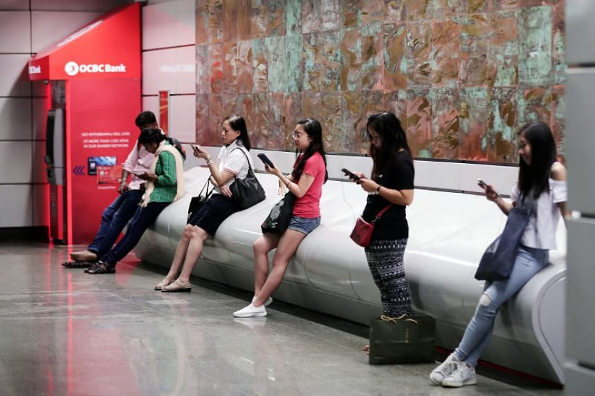 Singapore's Internet economy will have an estimated gross merchandise value of about US$12 billion this year.