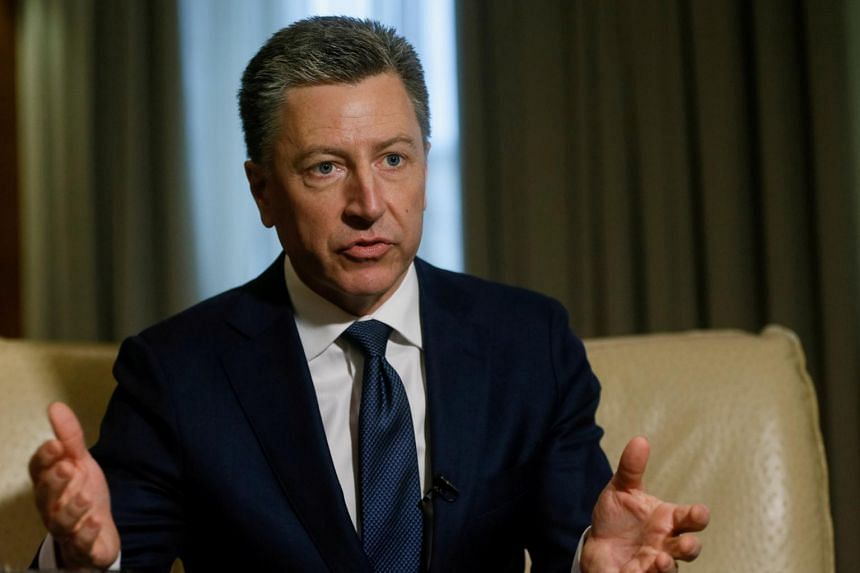 Former special representative for Ukraine Kurt Volker, one of two US diplomats who followed up with Ukrainian officials a day after the Trump-Zelensky call, will appear before the panel on Thursday.