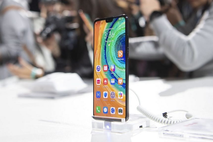 Huawei is not allowed to have any Google apps pre-loaded on their new devices, such as the Mate 30, due to the ongoing US-China trade war, which bans American firms from doing business with the Chinese tech giant.