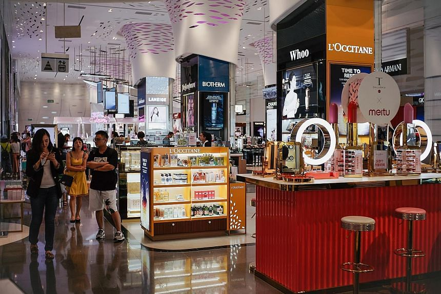 DFS says it will work with the relevant agencies in the next several months to provide its retrenched staff with support services, such as personalised one-on-one career coaching, job matching and retraining.