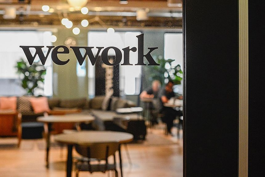 Fitch cuts WeWork deeper into junk territory