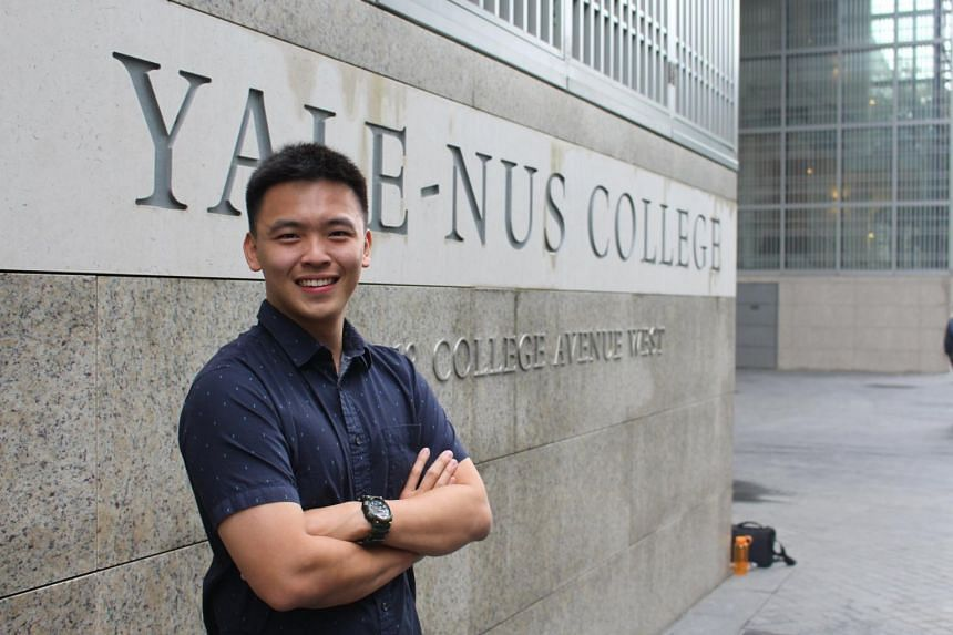 Yale-NUS confirmed on Thursday morning (Oct 3) that Brandon Lee Bing Xiang is its student and has been suspended.