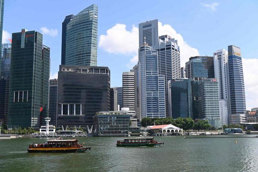 Goldman says billions moved from Hong Kong to Singapore amid unrest,