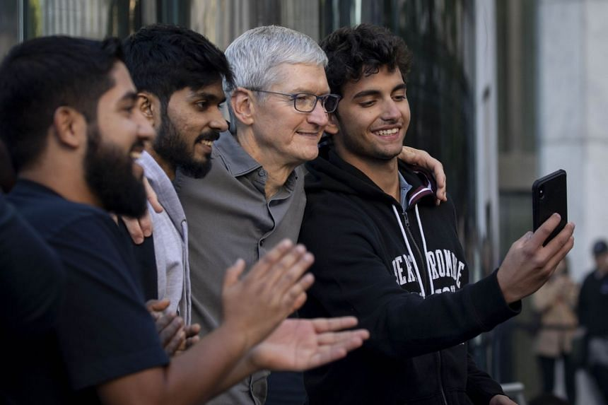 Apple has no plans to launch cryptocurrency, says CEO Tim Cook