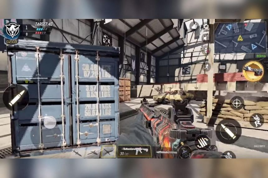 Call Of Duty Mobile Is Off To An Explosive Start East Asia News Top Stories The Straits Times