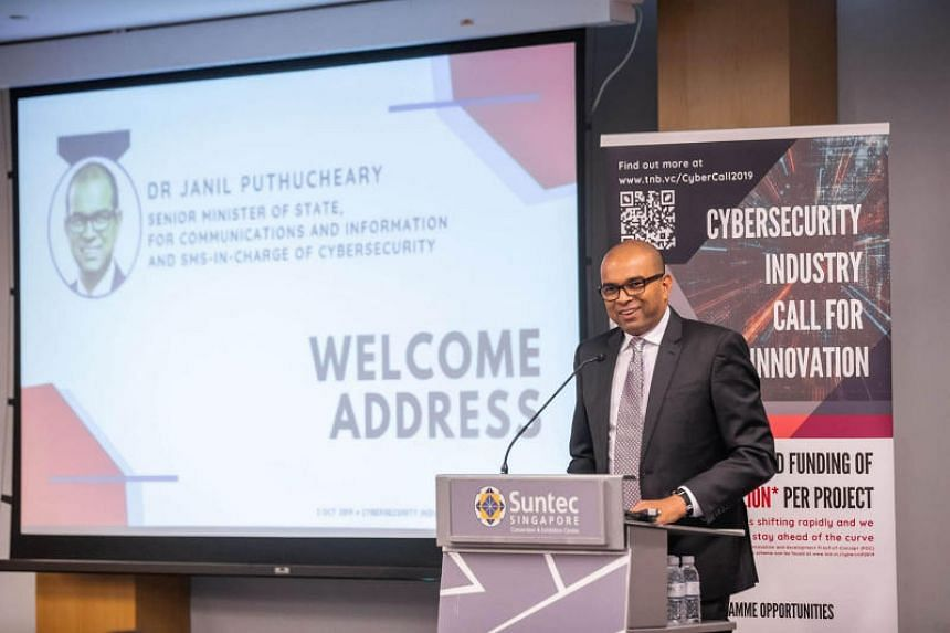Senior Minister of State for Communications and Information Janil Puthucheary announced that small and medium-sized enterprises (SMEs) will be getting more help to incorporate cyber security into their businesses with the expansion of the SMEs Go Dig
