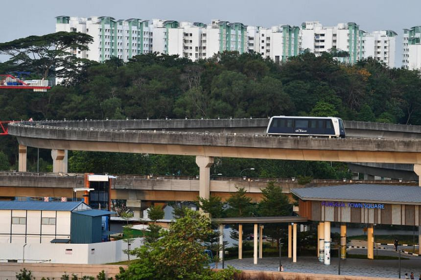 SBS Transit said that free bridging bus services will be available during the affected periods due to the works.