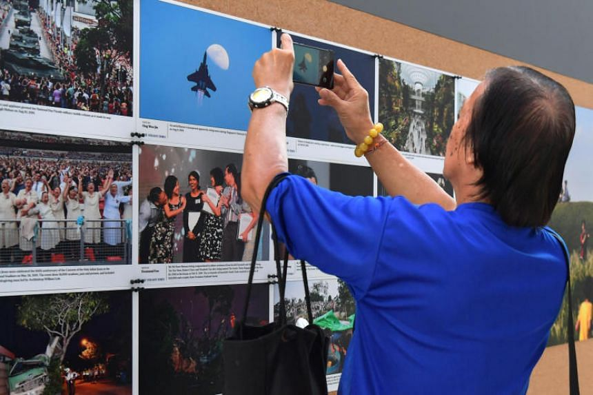 The Straits Times Photo Exhibition will showcase 100 photos and 38 videos produced by ST's photojournalists and video team in 2018 and 2019.