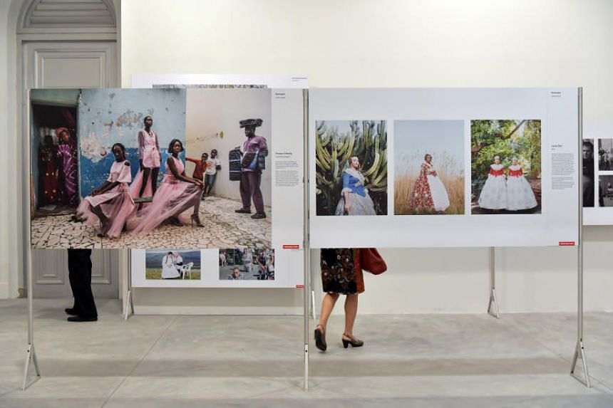 The World Press Photo Exhibition, which is in Singapore for the fifth year, features 157 prize-winning photos from the non-profit organisation's annual competition.