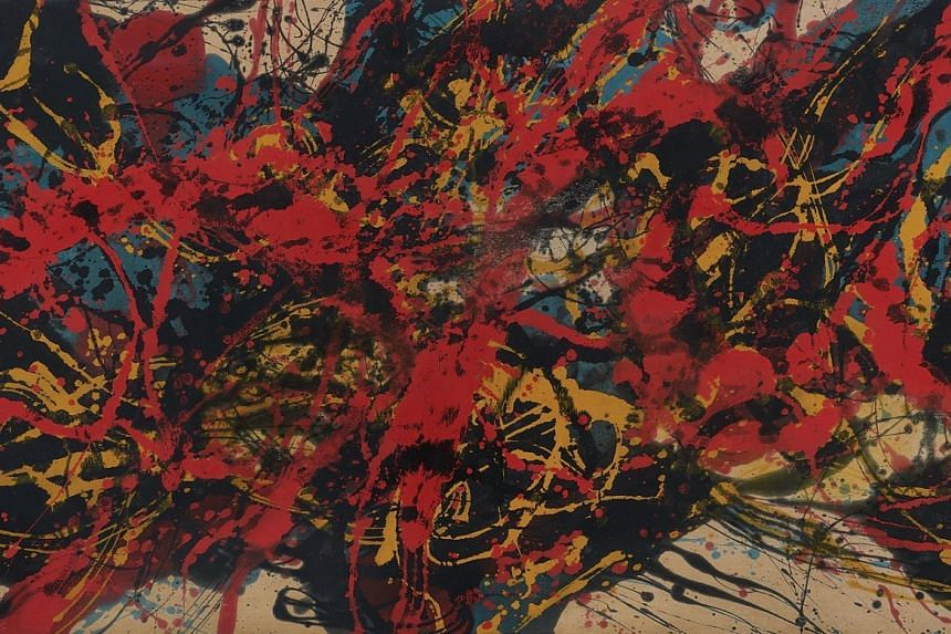 Ho Ho Ying's The Red And Blue Concerto.