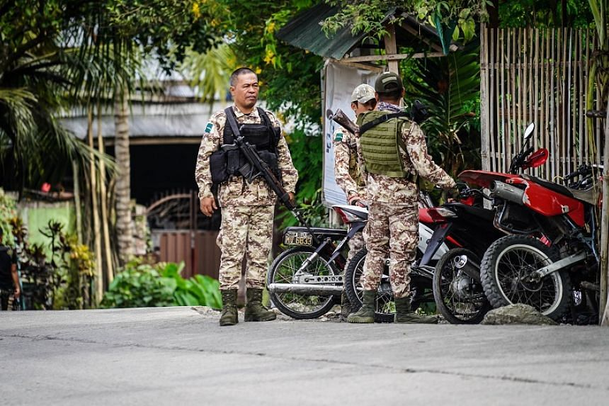 The dead were said to be members of the Moro Islamic Liberation Front, formerly the country's largest guerrilla group but which began decommissioning weapons in Aug, 2019, under the terms of a 2014 peace treaty.