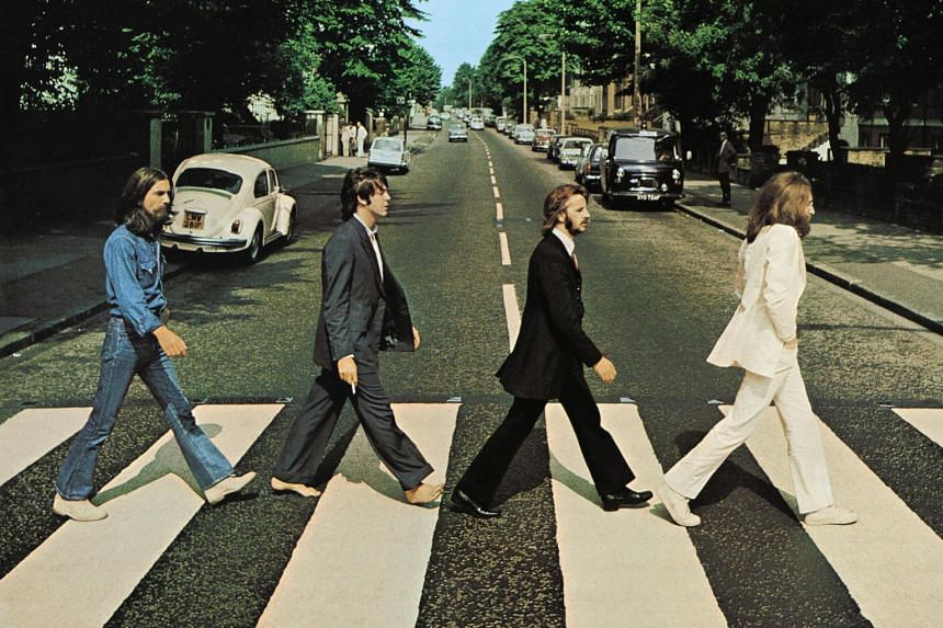 Beatles album Abbey Road came out in September 1969, six days after John Lennon (right) told his bandmates he was leaving.
