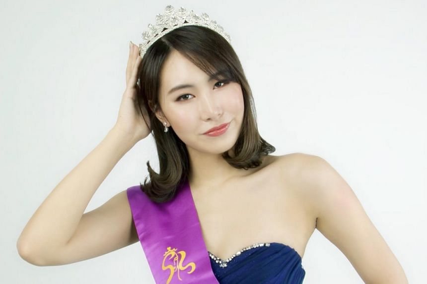 Ms Charlotte Chia will represent Singapore in the Miss International pageant in Tokyo in November.