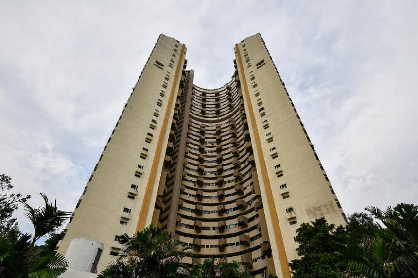 Another landmark that will be facing the chopping block soon is Outram Park's Pearl Bank Apartments.