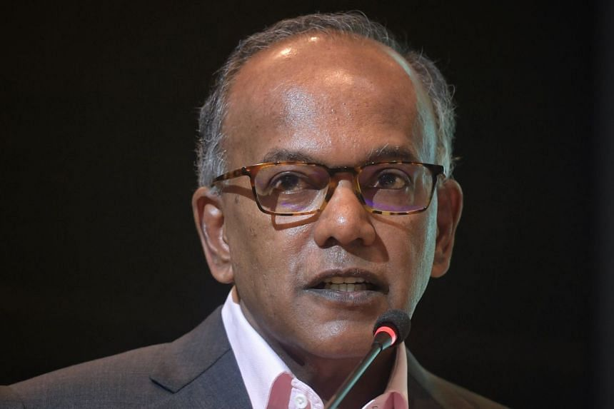 Home Affairs Minister K. Shanmugam agreed that it was important for students to know their rights and responsibilities.
