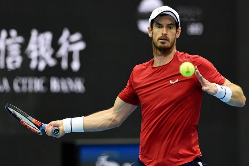 Andy Murray, a three-time Grand Slam champion, now ranked 289th in the world, made his singles return at the Western & Southern Open in Cincinnati in August.