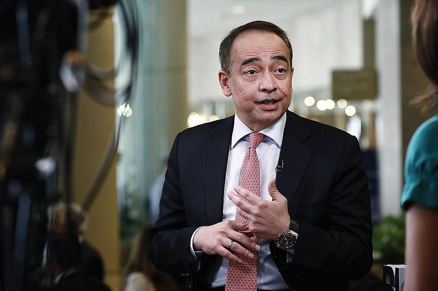 Mr Nazir Razak, the brother of Malaysia's ousted prime minister Najib Razak, was chairman of the country's second-largest bank, CIMB Group.