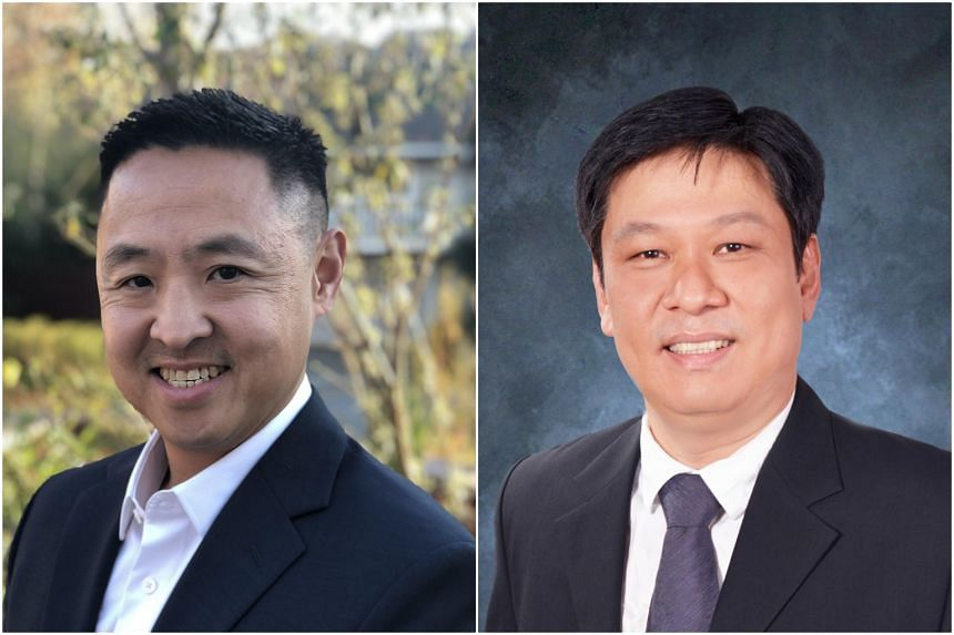 Gojek has appointed seasoned US information and cybersecurity executive George Do (left) as its chief information security officer while Gary Tan has joined TranSwap as chief technology officer.