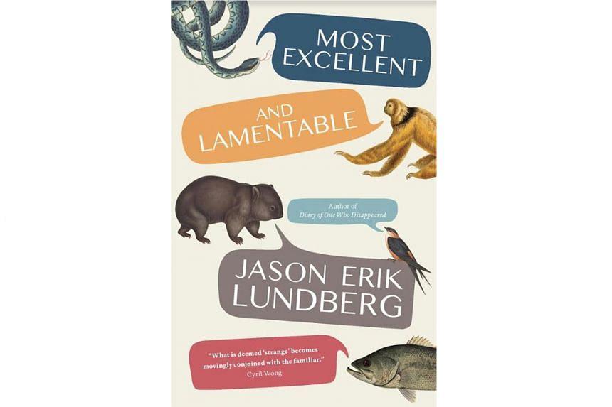 MOST EXCELLENT AND LAMENTABLE By Jason Erik Lundberg.