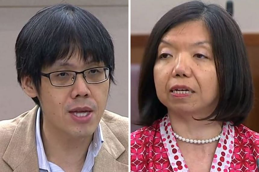 NMP Walter Theseira called on the Government to expand liberal education beyond institutions like Yale-NUS College, while fellow NMP Anthea Ong called on the Government to rethink its attitude towards youth advocacy.